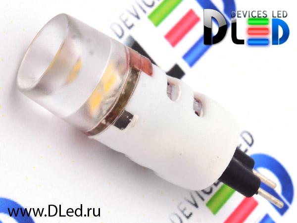 Лампа на 12 вольт из светодиодов своими руками
