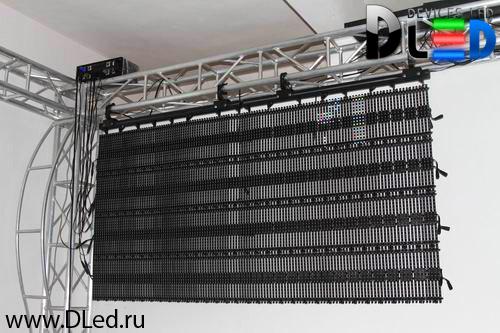 Светодиодный экран своими руками фото